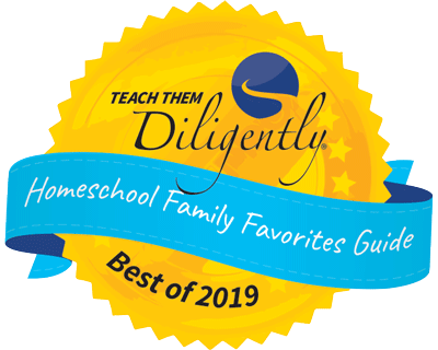 Homeschool Family Favorites Award